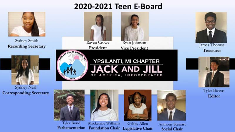 Teen Executive Board